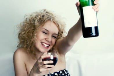 женщина алкоголизм